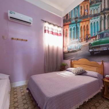 Apartamento de renta en la Habana