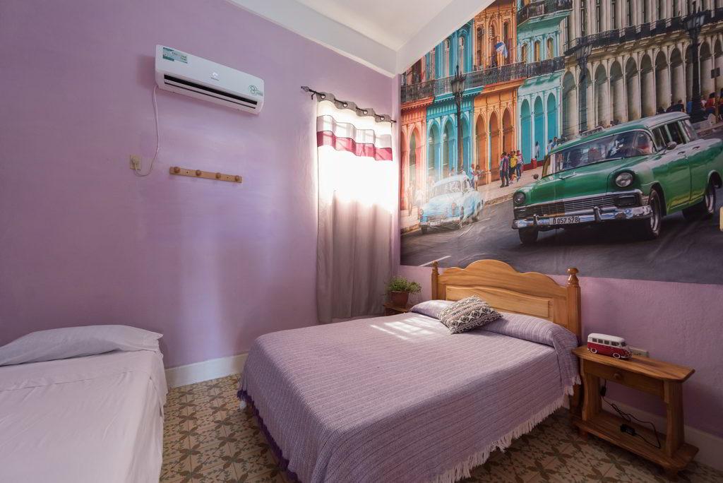 Apartamento de renta en el Habana