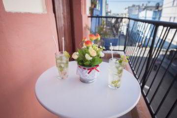 Balcón del Habana Hierbabuena