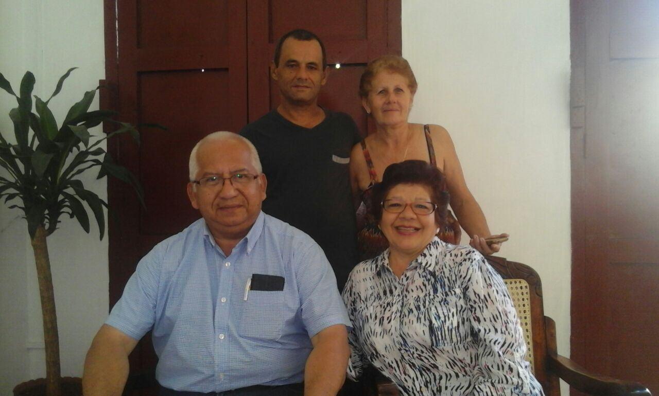 Brumel amigo del Habana Hierbabuena