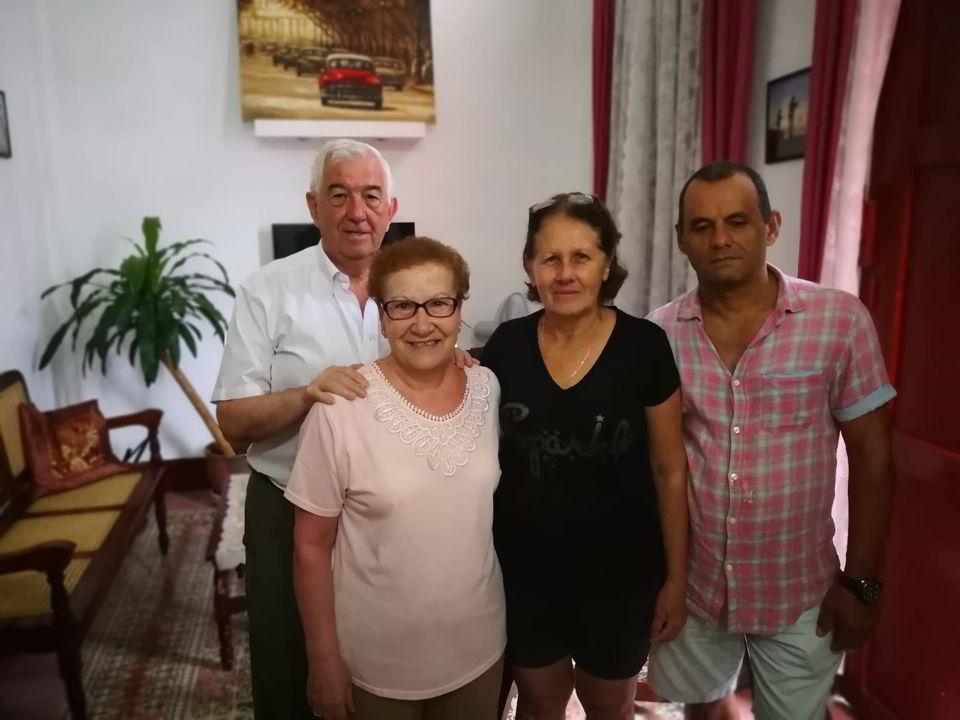 Cliente Habana Hierbabuena - agustin