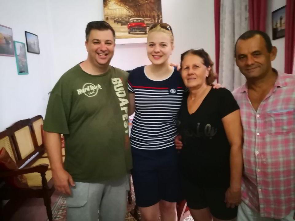 Cliente Habana Hierbabuena - david