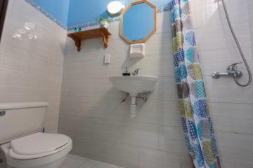Baño de la Habitación Uno