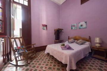 Habitación Tres del Habana Hierbabuena