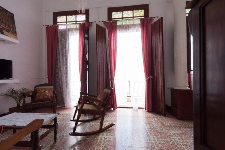 Renta de Habitaciones en la Habana, Cuba