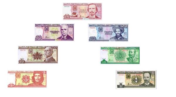 Moneda nacional de Cuba