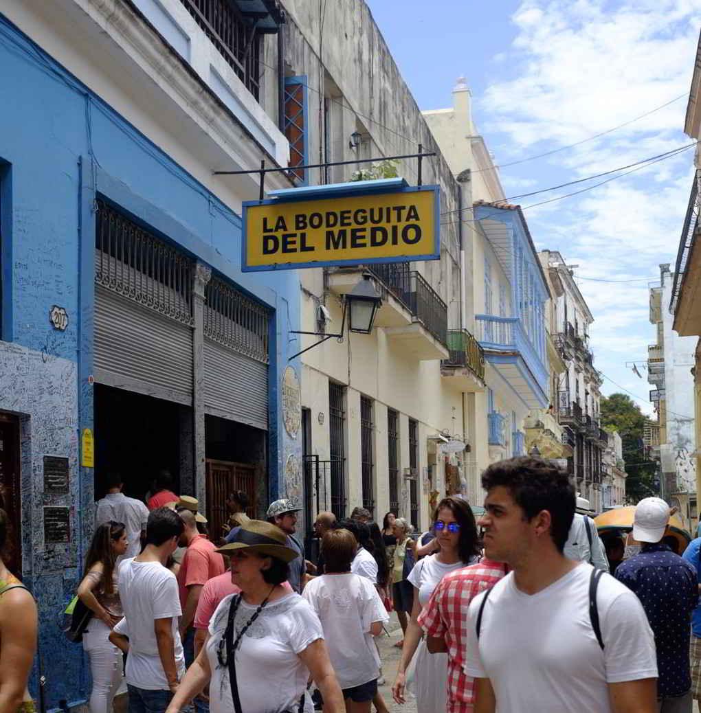 Habana Vieja. mejor zona de hospedaje