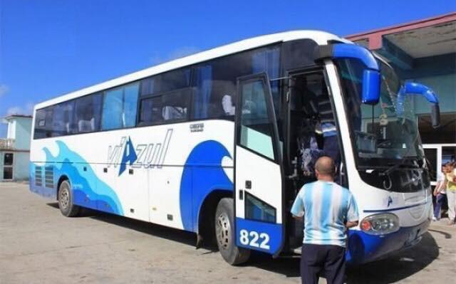 autobuses víAzul desde La Habana