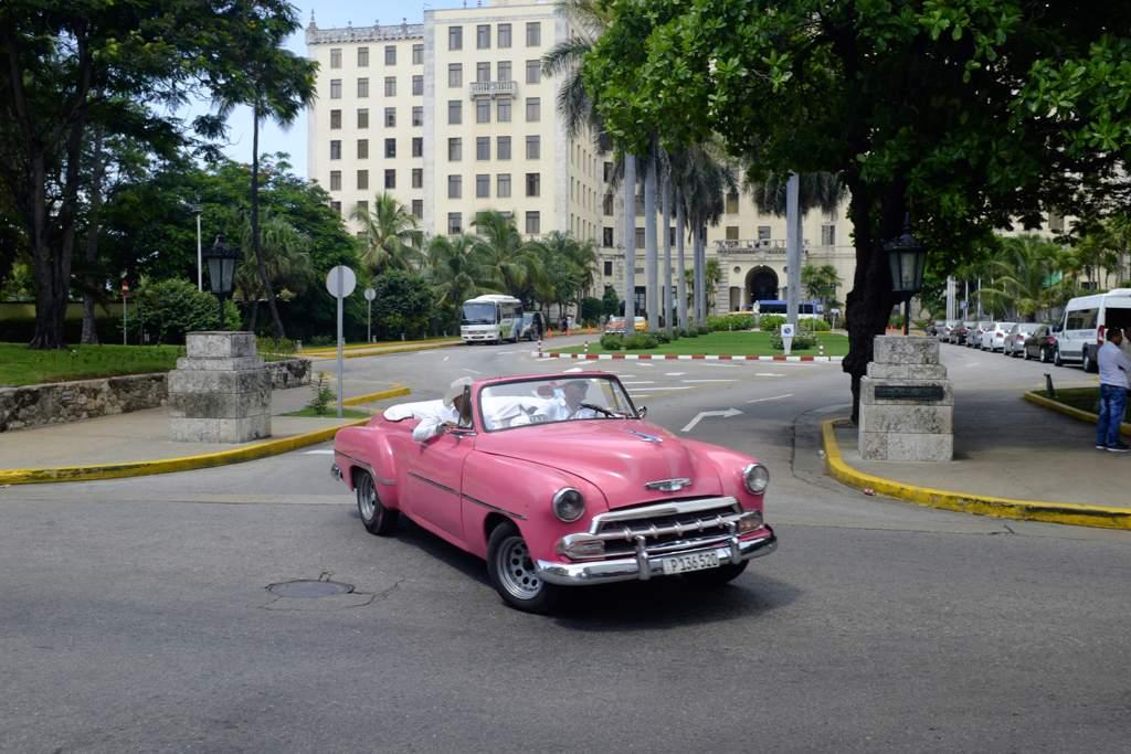 El Vedado en La Habana